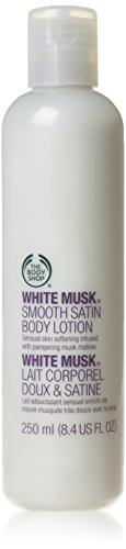 The Body Shop White Musk Smooth Satin Body Lotion 250ml