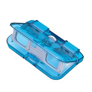 Vixen 1267 Clear Blue Folding Opera Glass