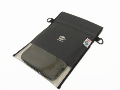 aqua-quest-the-epouch-waterproof-ereader-kindle-case-with-padded-impact-protection-charcoal-model