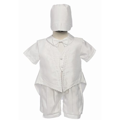 Size: Xl - Baby Blessing Outfit For Boys (Size 3M To 24M)