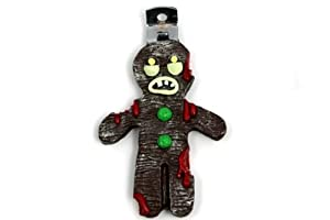 Zombie Gingerbread Bottle Opener