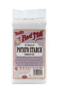 Bob's Red Mill Potato Starch, Gluten-Free 24 oz. (Pack of 4) (Potato Corn Starch compare prices)