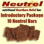 Neutrel 10 Count Box - The All Natural Digestive Reliever