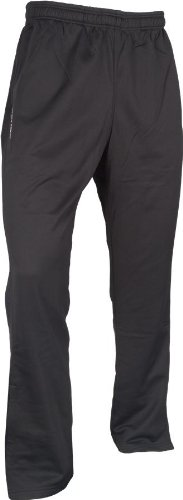 Bauer-Hockey-Adult-Premium-Black-Sweatpants-Moisture-Wicking-Material-1042384