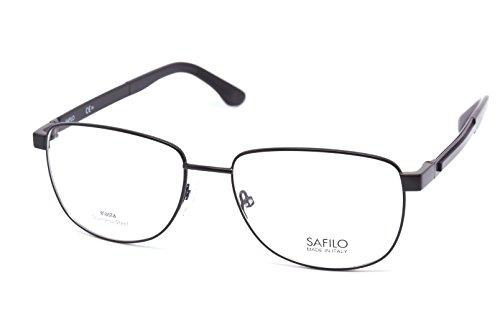 safilo-sa-1018-farbe-pde-17-smtte-black-kaliber-58-neu-brille