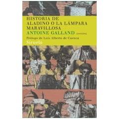 Historia de aladino o la lámpara maravillosa