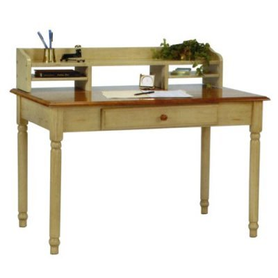 Buy Low Price Comfortable Office Star Country Cottage Computer Desk and Optional Hutch – HSR038 (B003ZXNVB4)