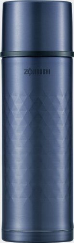 Zojirushi SV-HA50AX Stainless Vacuum Bottle 17 ounce Clear Blue