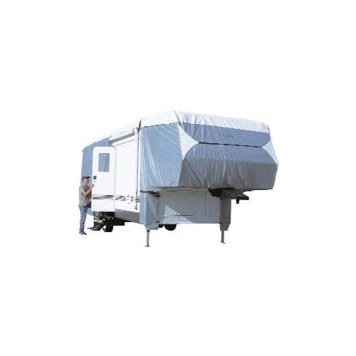 CLASSIC ACCESSORIES 75763   Classic Accessories 5th Wheel Rv Cover Polypro III 75763