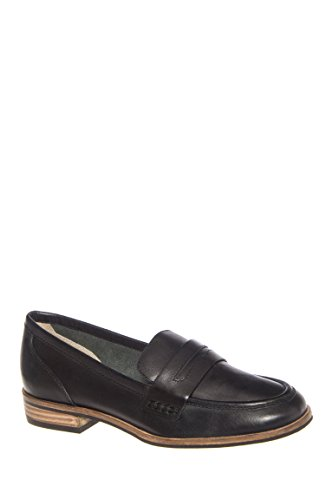 Tigers Eye Low Heel Loafers