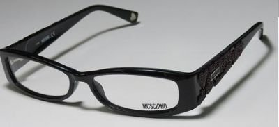Moschino Moschino 01801 Eyeglasses Color black