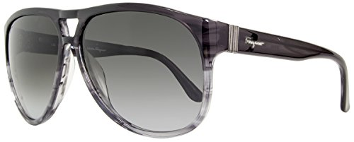 Salvatore Ferragamo Sunglasses SF634S 003 Striped