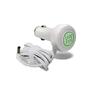 LeapFrog Car Adapter (Works with all LeapPad2 and LeapPad1 Tablets, LeapsterGS, and Leapster2)