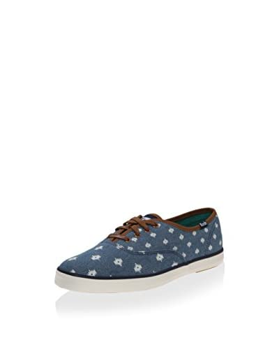 Keds Women's Champion Native Dot Lace-Up Sneaker