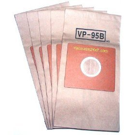 Bissell Vacuum Bags front-19432