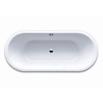 Kaldewei Klassikduo Oval DropIn Soaker Drop-In Tub, Alpine White
