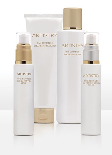 ARTISTRY TIME DEFIANCE Skin Care System Combination-to-Oily