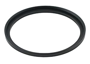 Fotga Black 77mm to 82mm 77mm-82mm Step Up Filter Ring