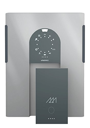 Mpowerpad 2 Pro Solar Charger - Metallic Silver