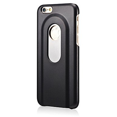 Punk Style Cool Beers Bottle Opener Design Cellphone Hard Case Cover for iPhone 6 Back Cover
