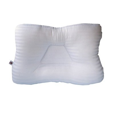 Tri-Core Cervical Pillow Core Item # 200 White Standard Support front-29288