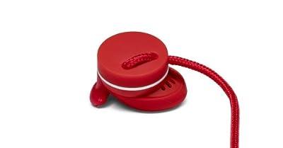 Urbanears Medis Plus Earphones/Earbuds Headphone - Tomato