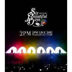 Live 2012: Six Beautiful Days in Budokan [Blu-ray]