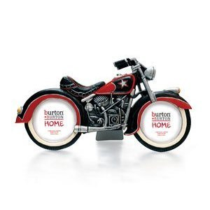All American Motorcycle Photo/Picture Frame For Motorcycle Enthusiast