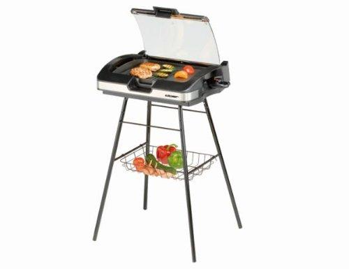 Cloer Barbecue-Grill 6720 mit integriertem Heizelement 2200 Watt jetzt bestellen