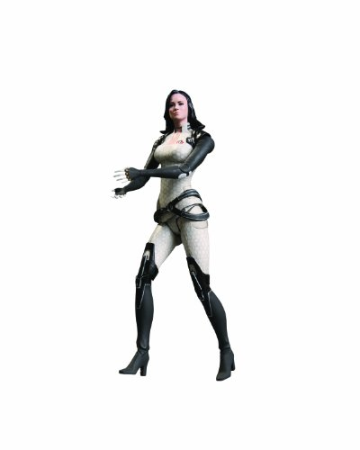Big Fish Toys Mass Effect 3: Series 2: Miranda Action Figure