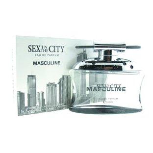 Sex in the City masculin Men 3.3 Oz Edp Cologne