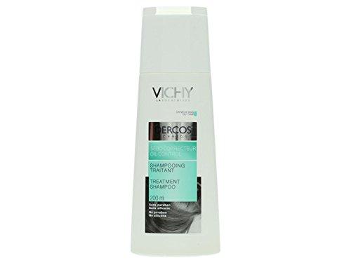 VICHY Dercos Shampoo Trattante Sebo-Regolatore Per Capelli Grassi E Normali 200 ml