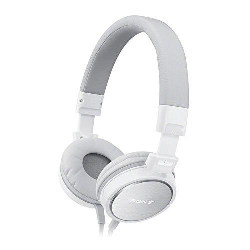 Sony MDRZX600W Monitor Kopfhörer (40mm) weiß