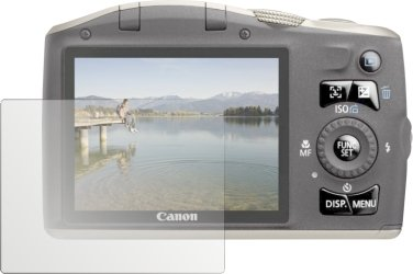 Canon PowerShot SX130 CLEAR-Displayschutzfolie (6 St.)
