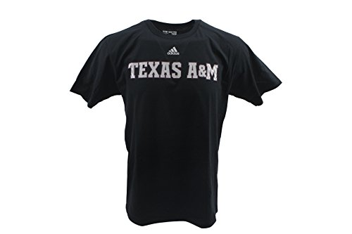 Adidas the go to tee men s texas a m aggies short sleeve t for Texas tee shirt company