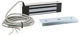 Securitron Magnalock Electromagnetic Lock with Magnetic Bond Sensor, 600lbs Holding Force, 12/24VDC
