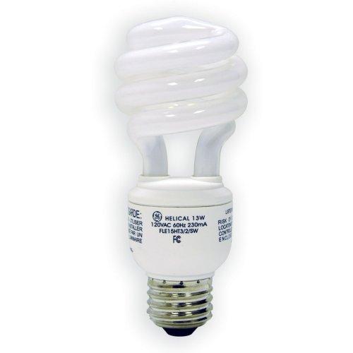light bulb 6 bulb pack ge 97659 13 watt 60 watt eqv. Black Bedroom Furniture Sets. Home Design Ideas