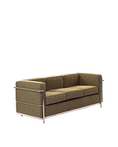 Modway Charles Petite Wool Sofa