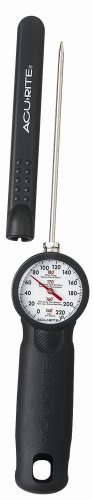 Chaney Instrument Sure Grip Instant Read Thermometer, Probe