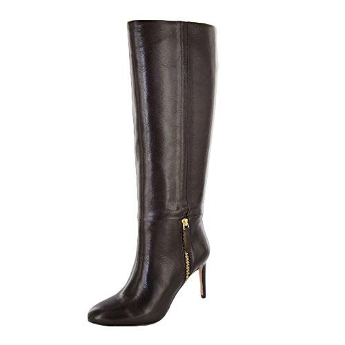 Nine West Women's Vintage Leather Knee High Boot, Dark Brown, 10 M US (Nine West Vintage Shoes compare prices)