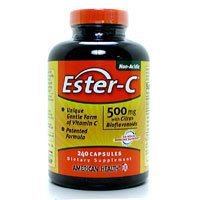 American Health Products - Ester C W/Citrus Bioflavonoids, 500 mg, 450 veg tablets