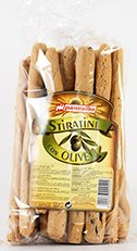 PANEALBA STIRITINI OLIVE - ITALIAN BREADSTICKS