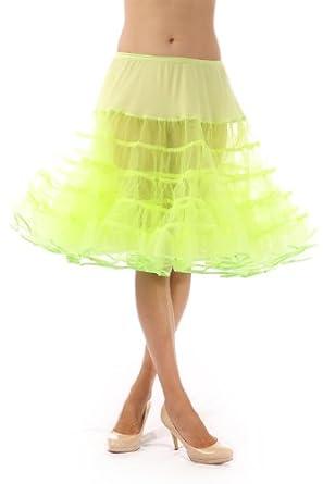 Amazon.com: Malco Modes Knee-Length Costume Petticoat Crinoline
