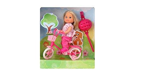 Steffi Love 5731715 - EVI - My first bike Mini bambole