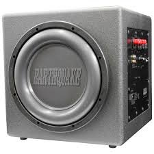 """Earthquake MKV-12P 12"""" Powered Subwoofer from Earthquake"""