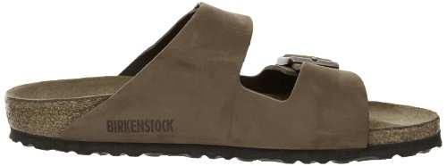 Birkenstock Unisex Arizona Sandal,Cocoa Nubuck,35 M EU