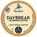 CARIBOU DAYBREAK MORNING BLEND COFFEE 48 K CUPS