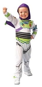 Rubie's - Disfraz de Buzz lightyear para niño (de 3/4 años), talla S