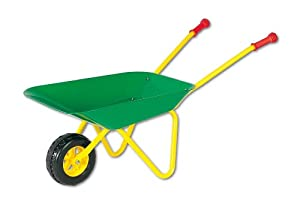 Metal Wheelbarrow
