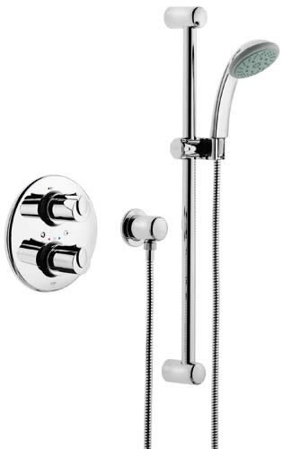 Grohe Grohtherm 1000 Thermostatic Concealed Shower  &  Kit